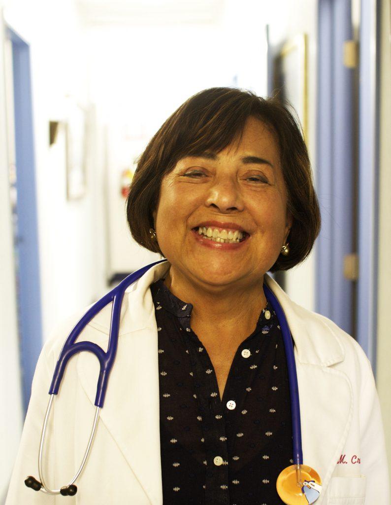 Lucita M. Cruz M.D.